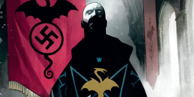 Rasputin Voice of the Dragon #1 Cover