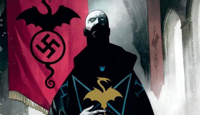 Rasputin Voice of the Dragon #1 Cover