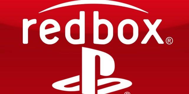 redbox playstation
