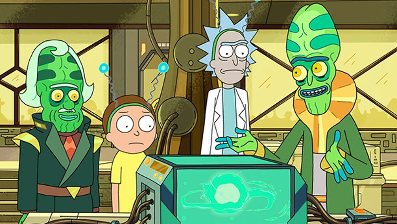 Every 'Rick and Morty' Celebrity Guest Voice