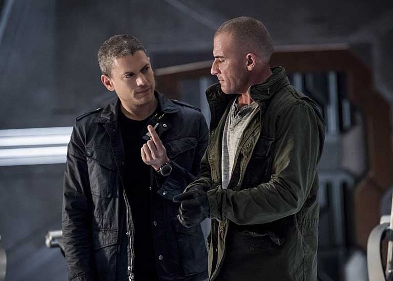 rory and snart