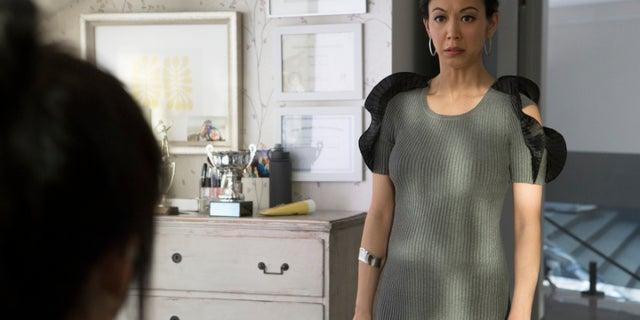 Runaways Brittany Ishibashi as Pride mom