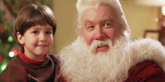 santa clause disney christmas