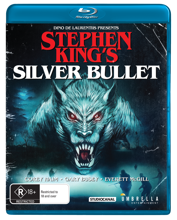 silver bullet blu-ray stephen king