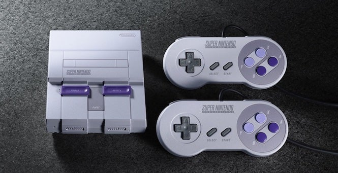 Nintendo's Super NES Classic is back at Best Buy this Saturday