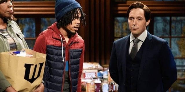 'Saturday Night Live' Parodies Batman With Wayne Thanksgiving Sketch
