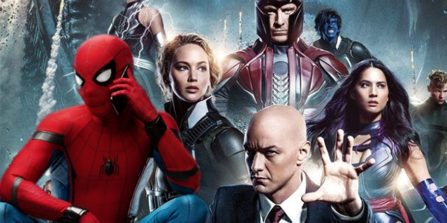 Spider-Man-X-Men-FOX-Sony