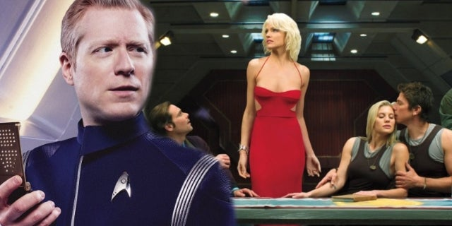 Star Trek Discovery battlestar galactica