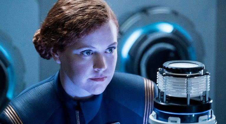 Star Trek Discovery Tilly