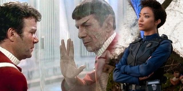 Star Trek Discovery Wrath of Khan