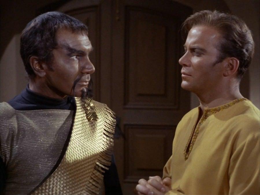 Star Trek Errand of Mercy