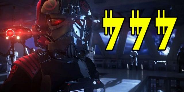 Star Wars Battlefront Credits