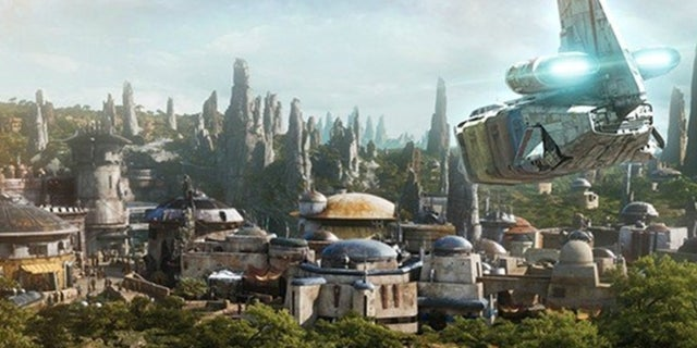 Star Wars: Galaxy's Edge Planet Revealed