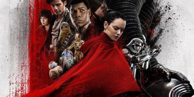 Star Wars Last Jedi IMAX