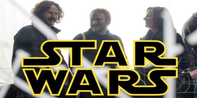 Star Wars Rian Johnson comicbook.com