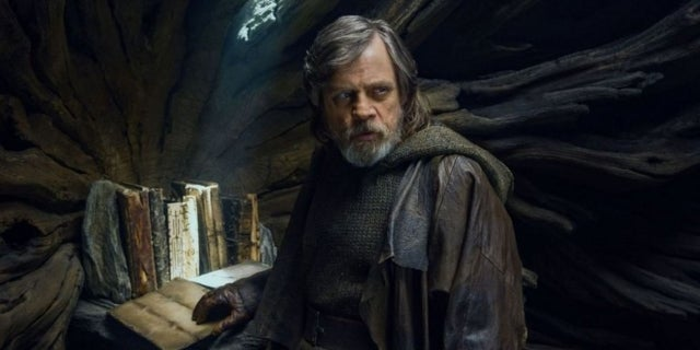 Star Wars The Last Jedi Luke Skywalker Mark Hamill