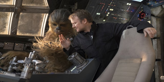 Star Wars The Last Jedi Rian Johnson Chewbacca