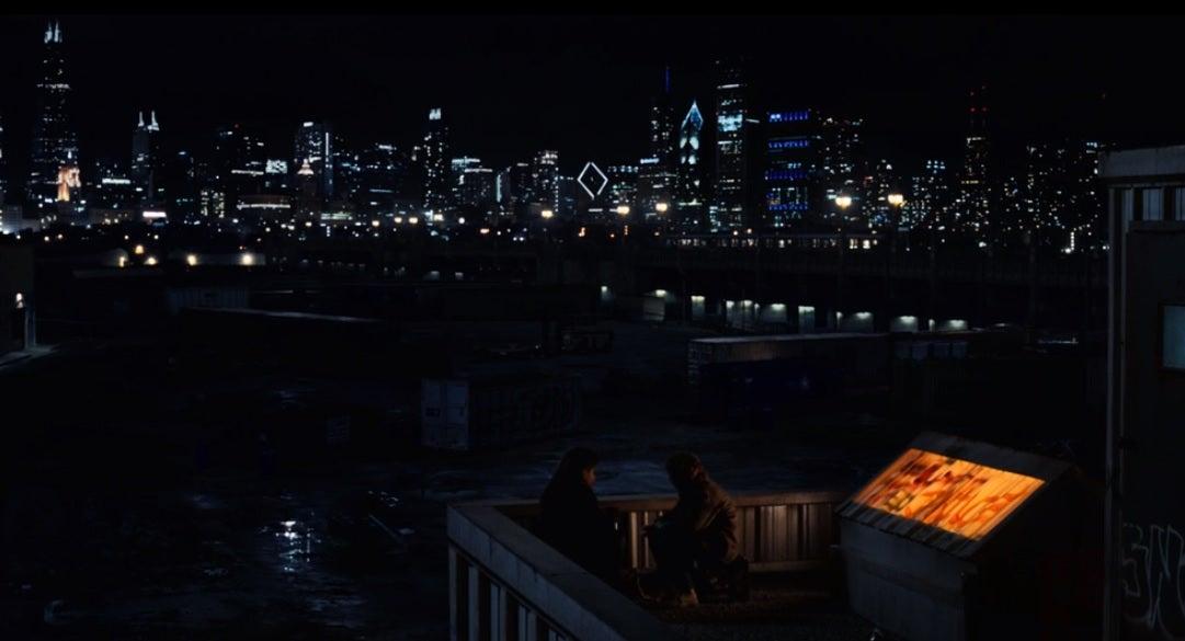 stranger things season 2 chicago skyline