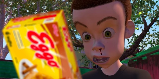 stranger things toy story sid eleven