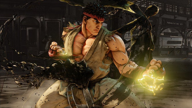 New Street Fighter V: Arcade Edition trailer features new abilities and more