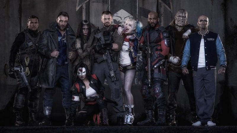 Suicide Squad Movie DCEU