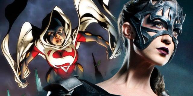 supergirl reign superwoman