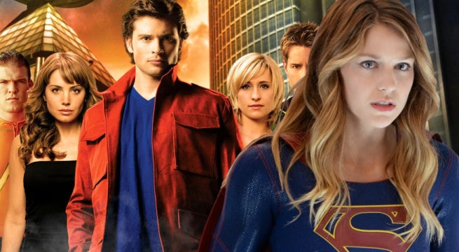 supergirl smallville
