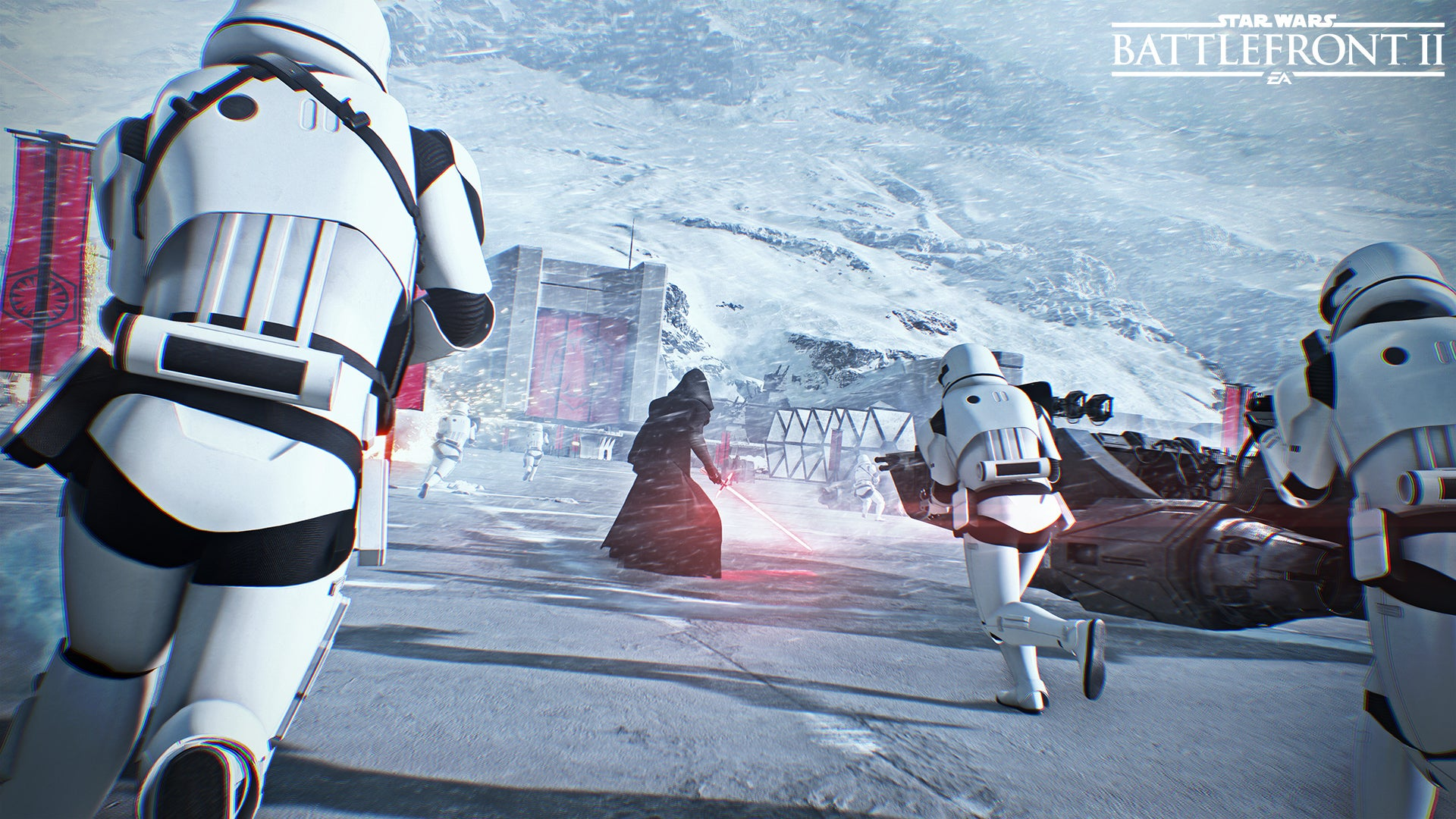 EA not giving up on microtransactions in Star Wars Battlefront 2