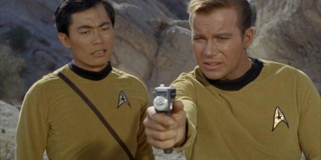 Takei Shatner feud