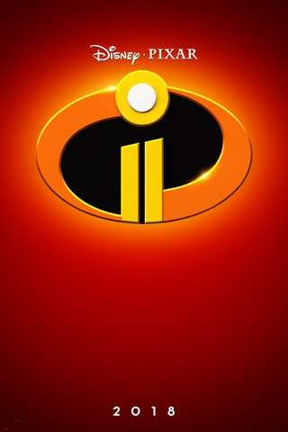 Incredibles 2 movie poster image