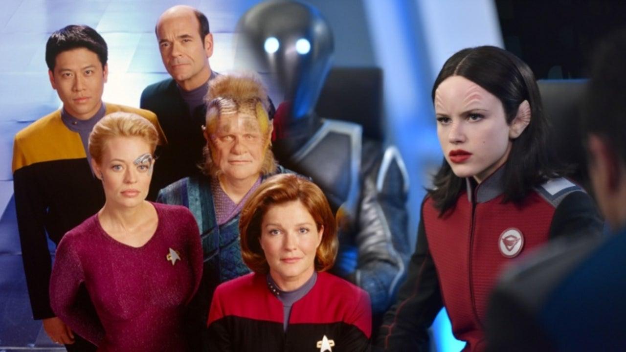 The Orville Cameo Star Trek Robert Picardo