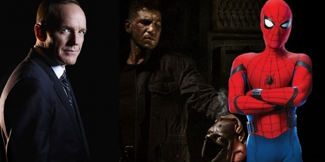 The Punisher MCU Connections