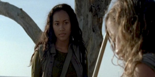 The Walking Dead Cyndie Sydney Park