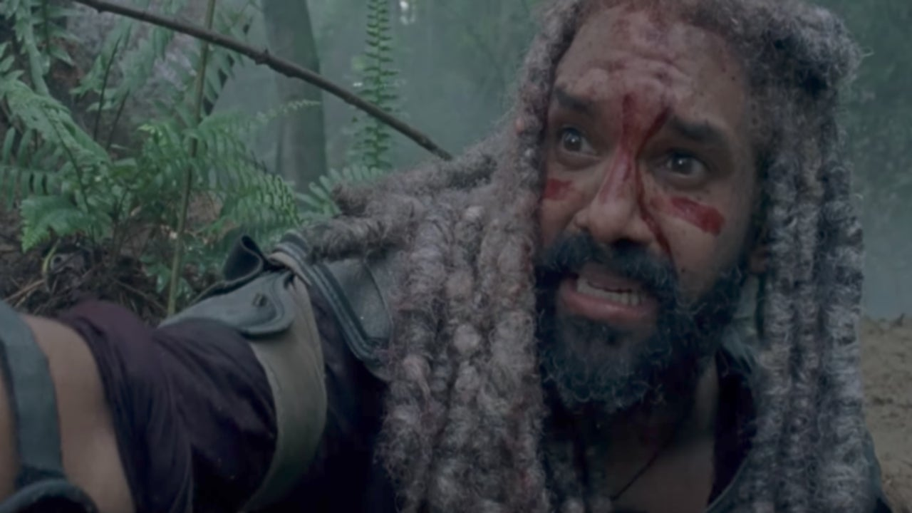 The Walking Dead King Ezekiel