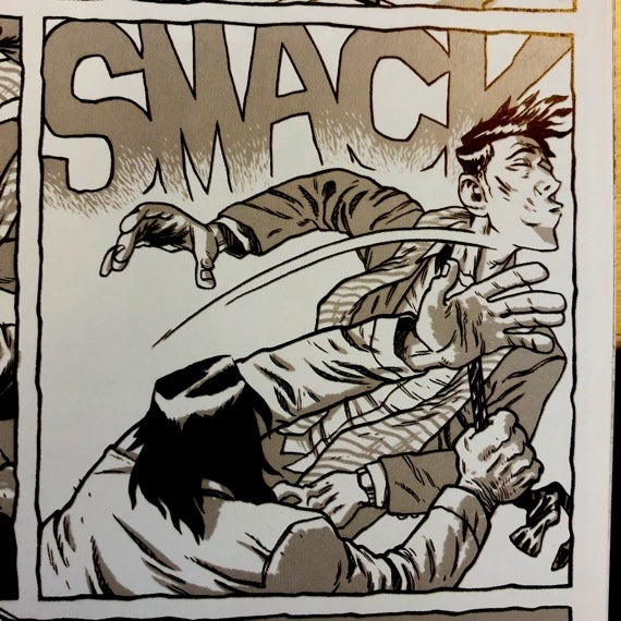 The Rattler smack sound effect by Greg Hinkle