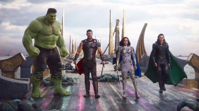 Thor 3 Ragnarok Reviews