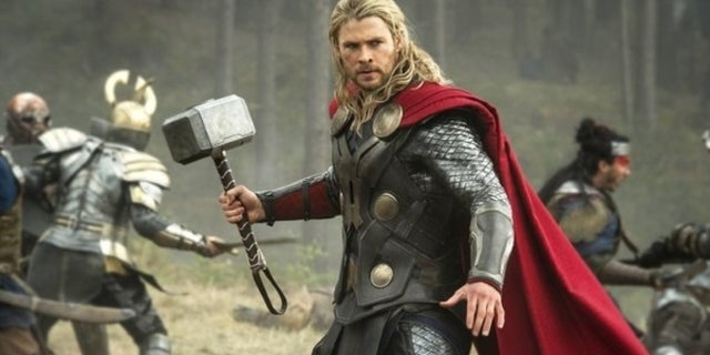 Thor Mjolnir Hela