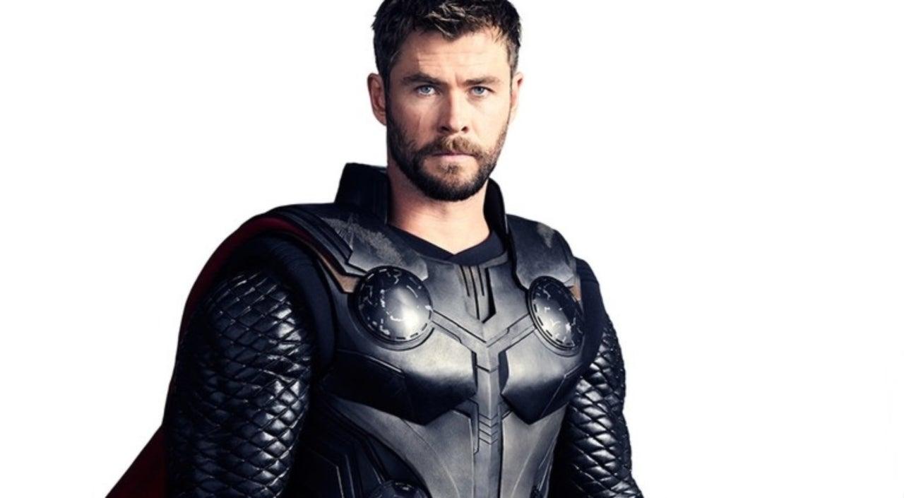 new thor costume for 'avengers: infinity war' revealed