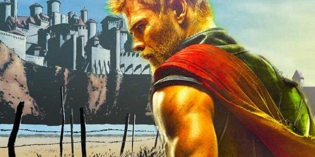 Thor Ragnarok Asgard Earth