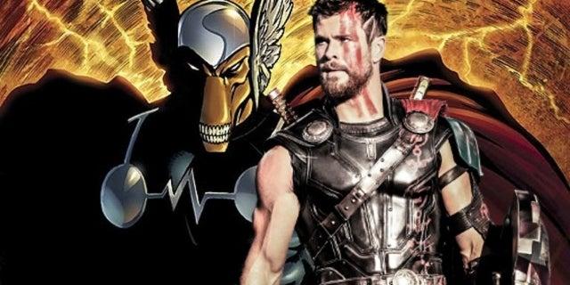 Thor Ragnarok Beta Ray Bill