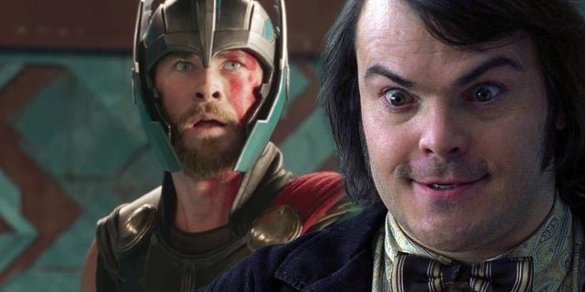 thor-ragnarok-chris-hemsworth-jack-black-response