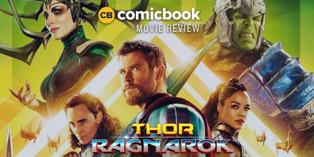 Thor: Ragnarok - ComicBook Movie Review screen capture