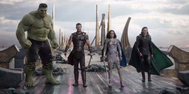 thor ragnarok hulk loki deleted scene