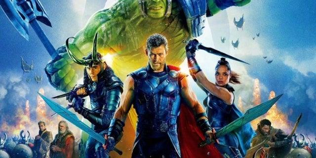 Thor Ragnarok international box office