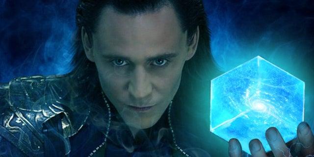 Thor Ragnarok Loki Tesseract