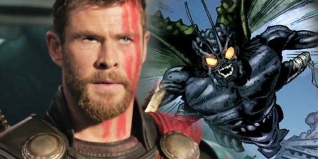Thor Ragnarok Miek
