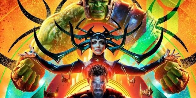 Thor Ragnarok Thor Hulk Hela