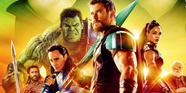 Thor Ragnarok Thor New King of Asgard