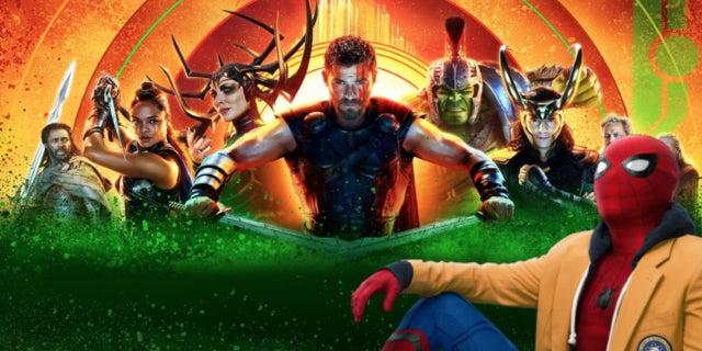 Thor Spider-Man