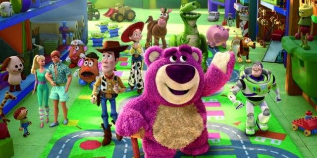 toy story 3 pixar movie